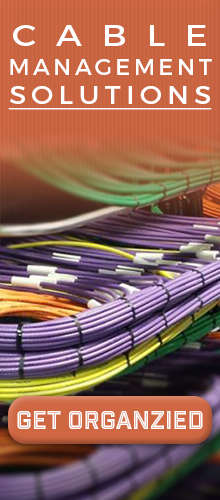 Cable Management Products at Pacific Radio Electronics