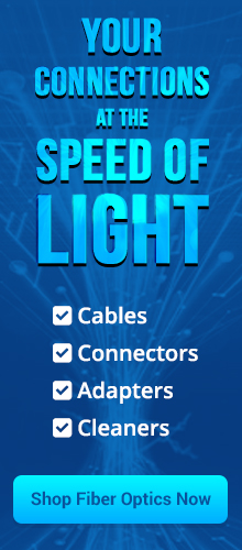 Fiber Optics Products at Pacific Radio Electronics