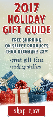 Holiday 2017 Gift Guide at Pacific Radio Electronics