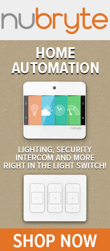 NuBryte Home Automation Products at Pacific Radio Electronics