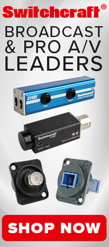 Switchcraft Products at PacRad